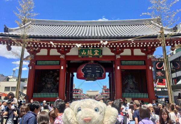 【浅草】3日間で150万人! 三社祭へ行ってみたなの!