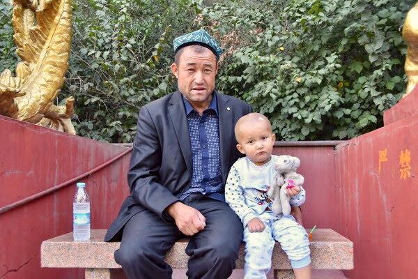 【04.5.ウィグル自治区】中国内だけど中国に非ず。ムスリムたちの地域なの!