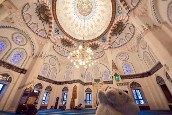 【東京ジャーミー】ラマダーン中にモスクへ行ってみたなの!