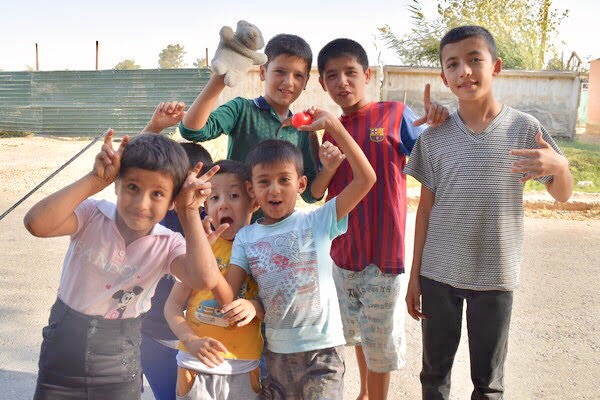 【08.ウズベキスタン】かいぬし一押しの国! 最高の人とモスクがある国なの!