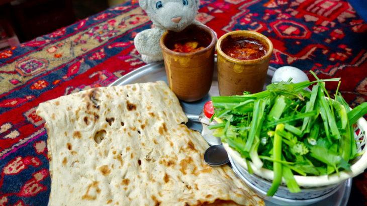 【もろたべ】隠れスイーツ大国! イラン料理特集なの!