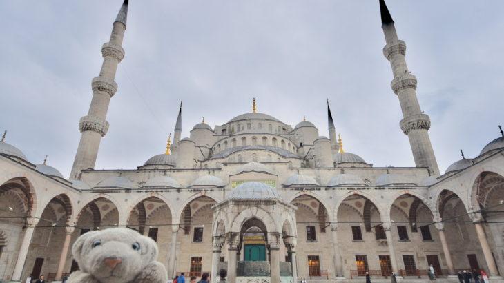 【14.トルコ】三大料理の国で、モスク三昧なの!【もろたべ】