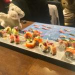 【有楽町】独創的で高級な恵方巻きを食べてみたなの!【SHARI THE TOKYO SUSHI BAR】