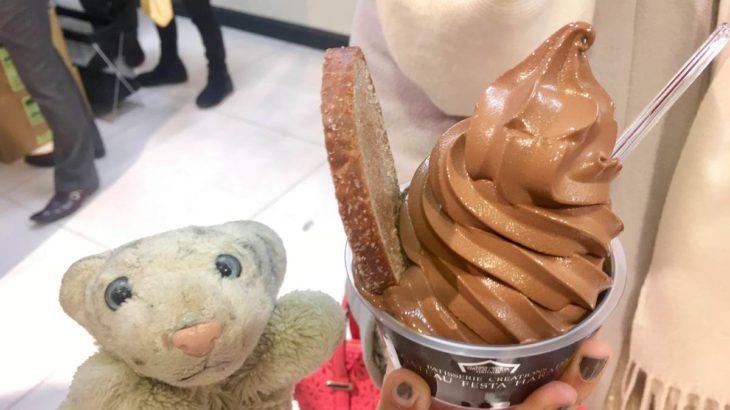 【池袋】西武も東武もチョコレート一色なの!【もろたべ】