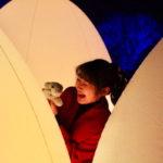 【チームラボ】森と湖の光の祭へ行ってみたなの!【飯能】