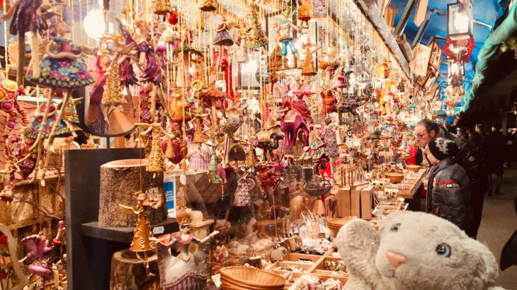 【もろたべ】メリクリ! 本場のクリスマスマーケットなの!