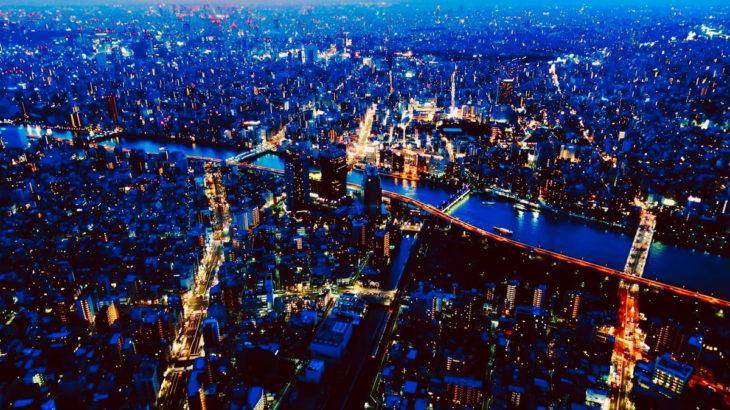 【スカイツリー】日本一高い建物は、予想以上に最高な絶景なの!