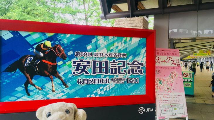 【安田記念】初めての競馬で10000円一点賭けなの!?【東京競馬場】