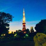 【浜松町】日本を代表するランドマークなの!【東京タワー】