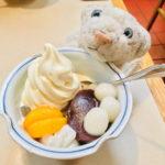 【上野・もろたべ】老舗甘味処で、絶品和スイーツなの!【あんみつ みはし】