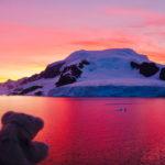 """【南極3】""""人間界""""では見られない、最強の絶景なの!!"""