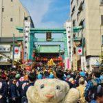 【神田】日本三大祭の一つ・神田祭に行ってみたなの!