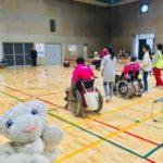 【もろすぽ】子供でも障害者でも! 誰でも楽しめる万能スポーツなの!