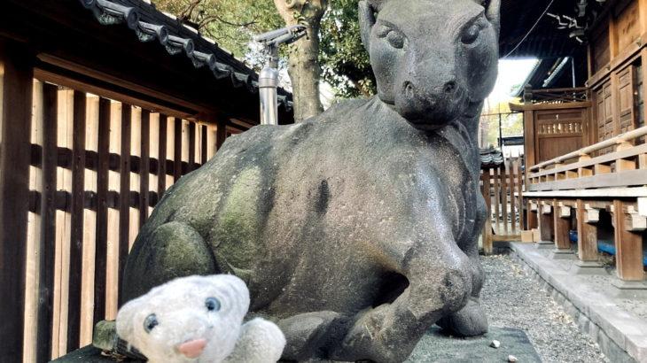 【丑年】東京にある牛さんの神社たちなの!