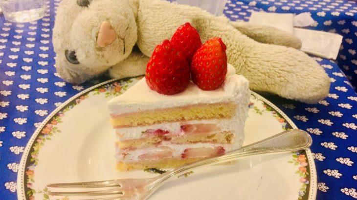 【フレンチパウンドハウス】日本一おいしいショートケーキを食べたなの!【巣鴨】