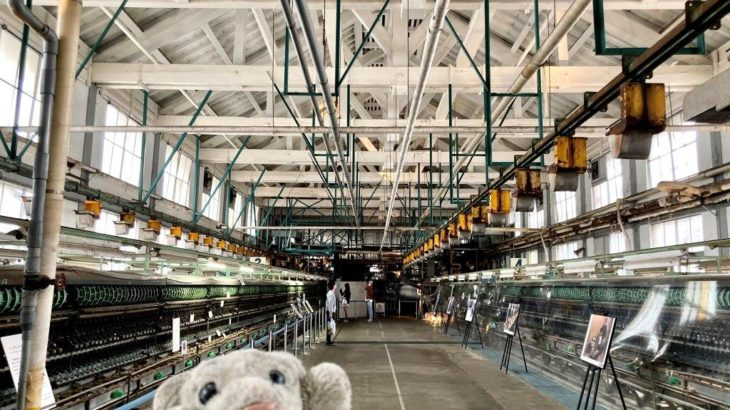 【日本の世界遺産】富岡製糸場と絹産業遺産群なの!